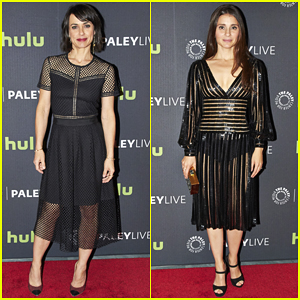 Constance Zimmer & Shiri Appleby Are 'UnREAL' In NYC - Watch Season 2 Trailer Here!