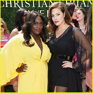 Danielle Brooks & Ashley Graham Team Up At Christian Siriano x Lane Bryant Runway Show!