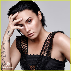 Demi Lovato Calls Out 'Feminists' Who Don't Put in the Work