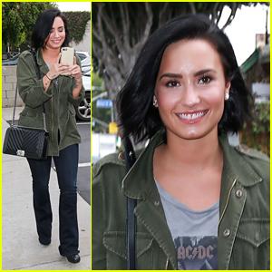 Demi Lovato Says She's 'Still Underestimated'
