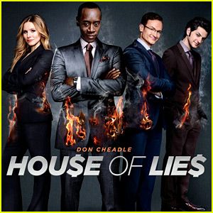 Don Cheadle's 'House of Lies' Is Ending After Season Five