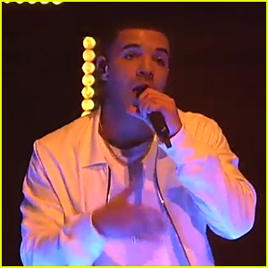 Drake Performs 'One Dance' on 'SNL' - Watch Now!