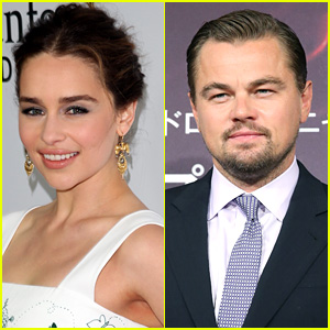 Emilia Clarke Wants to Play James Bond with Leonardo DiCaprio as Her Leading Man!