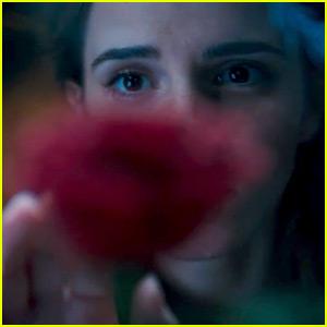 Emma Watson's 'Beauty & The Beast' Trailer - WATCH NOW!