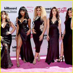 Fifth Harmony Turn Everyone's Heads at Billboard Music Awards 2016