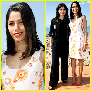 Freida Pinto Speaks About We Do It Together at Cannes 2016