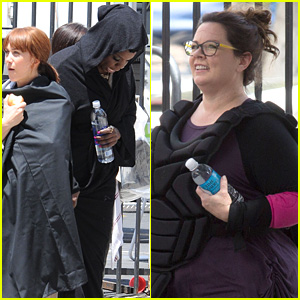 'Ghostbusters' Cast Return to Set for Reshoots