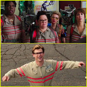 'Ghostbusters' Trailer Debuts, Reveals More Footage - Watch Now!