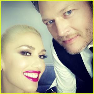 Gwen Stefani & Blake Shelton Perform 'Go Ahead & Break My Heart' For the First Time