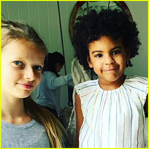 Gwyneth Paltrow & Chris Martin's Daughter Apple Celebrates Birthday with Blue Ivy Carter