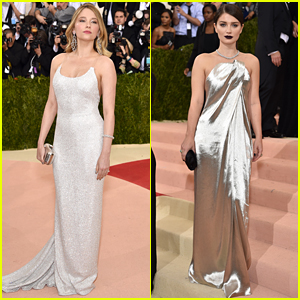 Haley Bennett & Eve Hewson Are Stunners at Met Gala 2016!