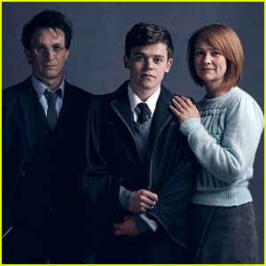 Harry Potter Is All Grown Up in First 'Cursed Child' Photos