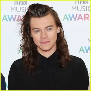 Harry Styles Cuts Off Hair & Donates to Charity
