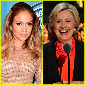 Hillary Clinton Responds to Jennifer Lopez's Shout Out in 'Ain't Your Mama' Video!