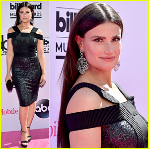 Idina Menzel Is All Ready for Billboard Music Awards 2016