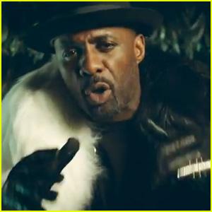 Idris Elba Cameos in Macklemore & Ryan Lewis' 'Dance Off' Video - Watch Now!