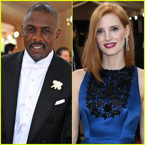 Idris Elba Joins Jessica Chastain in in Aaron Sorkin's 'Molly's Game'