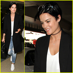 Jaimie Alexander Reacts to 'Blindspot' Season Finale