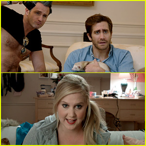 Jake Gyllenhaal Stars in 'Catfish' Spoof with Amy Schumer!