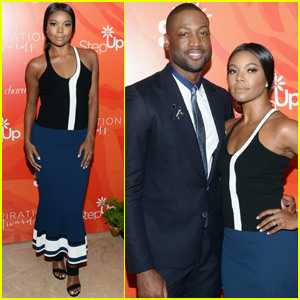 Gabrielle Union Is Honored at Step Up Inspiration Awards 2016