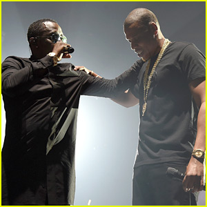 Jay Z Gives Surprise Performance at Bad Boy Reunion Show!