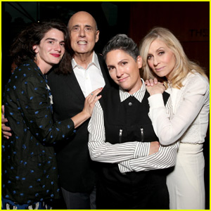 Jeffrey Tambor & 'Transparent' Cast Host Emmy Screening