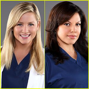 Grey's Anatomy's Jessica Capshaw Says Goodbye to Sara Ramirez in Sweet Post