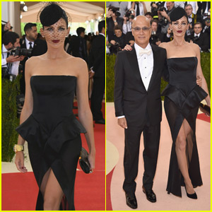 Liberty Ross & Jimmy Iovine Couple Up at Met Gala 2016
