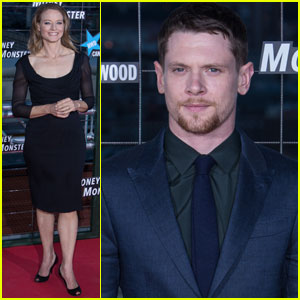 Jodie Foster & Jack O'Connell Bring 'Money Monster' to Madrid
