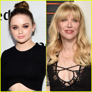 Joey King & Courtney Love to Star in 'The Possibility of Fireflies'