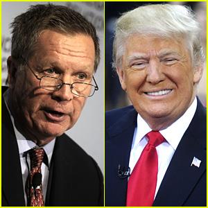Donald Trump Is Presumptive Republican Nominee, John Kasich to Suspend Presidential Campaign