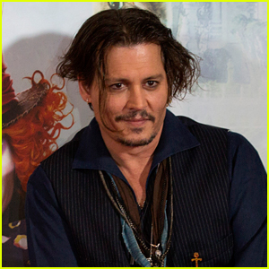 Johnny Depp Doesn't Look Like This Anymore - See His Edgy Haircut!
