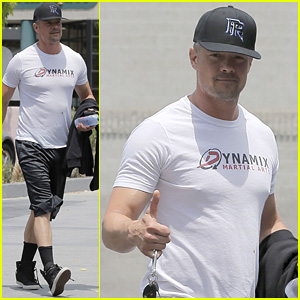 Josh Duhamel Helps Injured Veterans By Supporting #EnlistMe