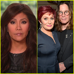 Julie Chen Addresses Sharon Osbourne's Split on 'The Talk'