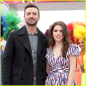 Justin Timberlake & Anna Kendrick Sing Duet of 'True Colors' From 'Trolls' - Watch Now!