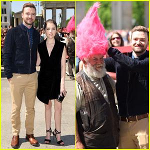 Justin Timberlake on Fatherhood: I've Never Had More Poop On Myself!