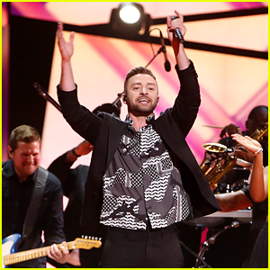 Justin Timberlake Performs 'Can't Stop the Feeling' Live for First Time - Watch Now!