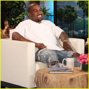 Kanye West Talks More Kids, #OscarsSoWhite & More on 'The Ellen Show' - Watch Here