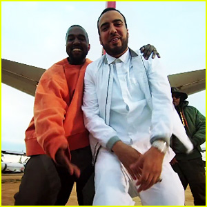 Kanye West & French Montana Release 'Figure It Out' Video with Nas - Watch Now!