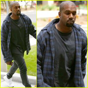 Kanye West Gets Back to Work After Cuba Trip