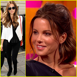 Kate Beckinsale Talks Meeting Michael Bay for the First Time