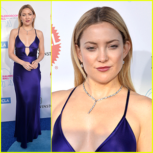Kate Hudson Honored for Contributions to Children's Health