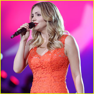 Katharine McPhee Performs at Memorial Day Concert in D.C.