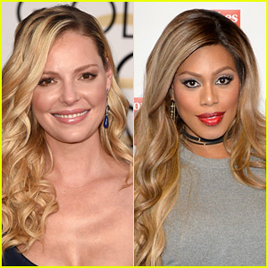 Katherine Heigl & Laverne Cox's 'Doubt' Picked Up by CBS!