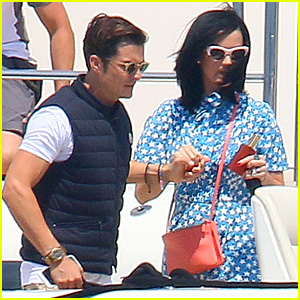 Orlando Bloom & Katy Perry Are Still Going Strong at Cannes
