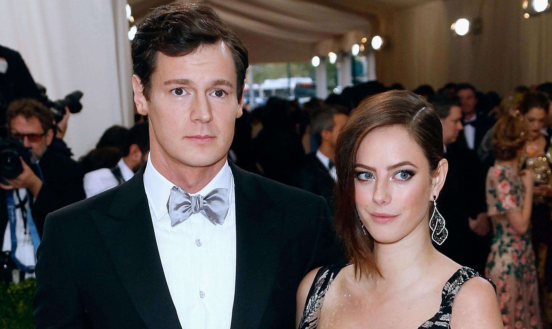 Happily married husband and wife: Benjamin Walker and Kaya Scodelario
