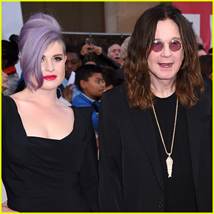Kelly Osbourne Breaks Silence on Parents Ozzy & Sharon's Split