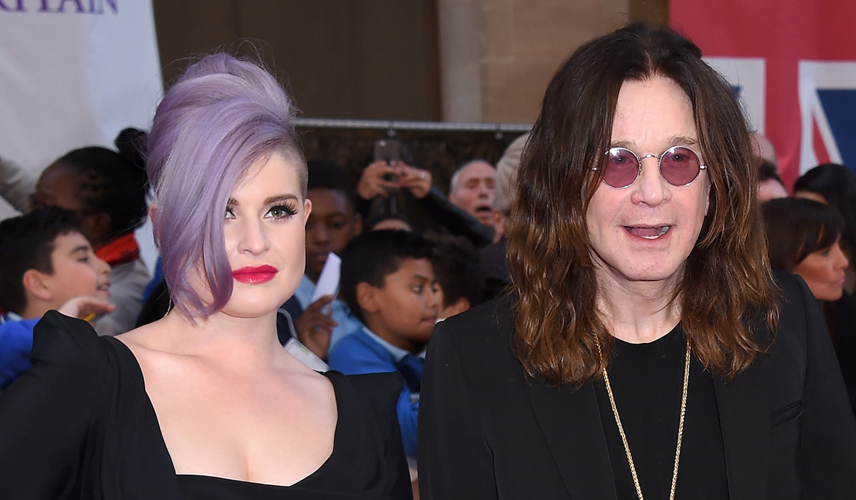 Peachy Kelly Osbourne Breaks Silence On Parents Ozzy Sharons Split Hairstyles For Men Maxibearus