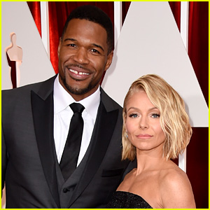 Kelly Ripa Explains Michael Strahan's Early Departure From 'Live'