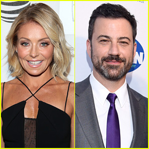 Jimmy Kimmel Will Be Kelly Ripa's First 'Live' Guest Co-Host After Michael Strahan Exit